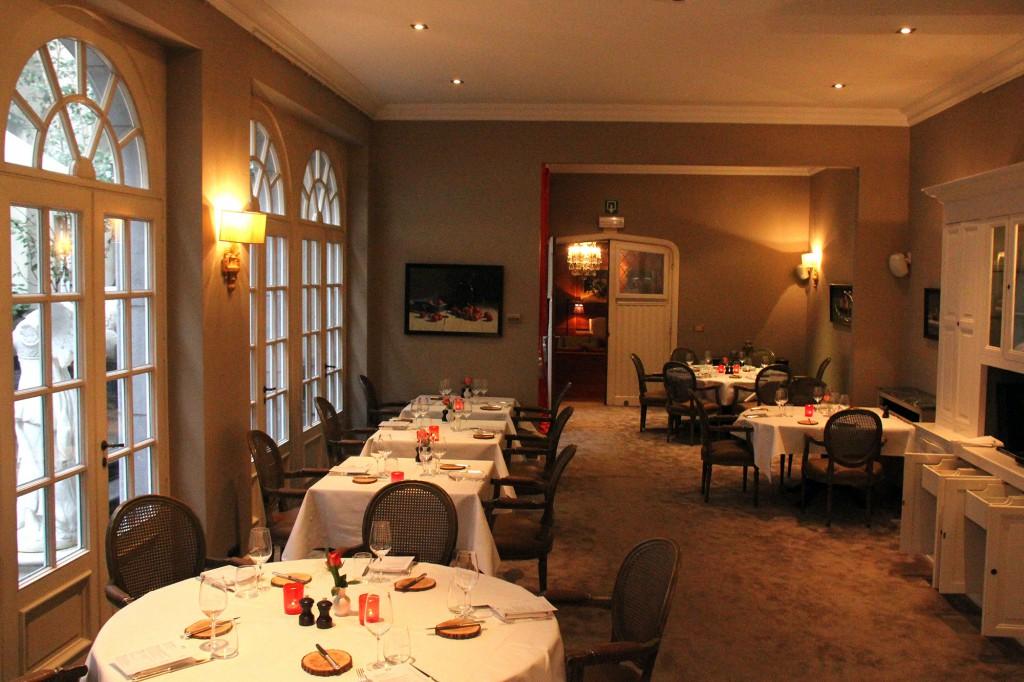 Review: twee jonge veulens doen restaurant damier herleven u2013 hot