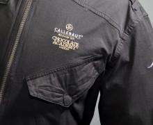 Callebaut chefs jacket_detail personalised