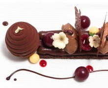 Ruth Hinks gastronomic Chocolate Dessert at World Chocolate Masters