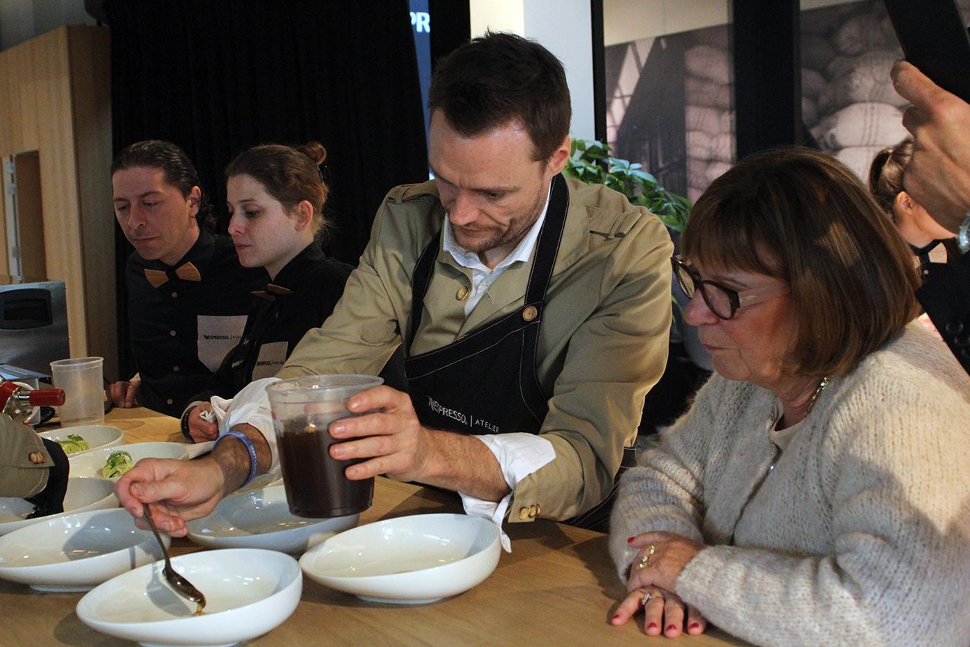 Atelier Nespresso Filip Claeys