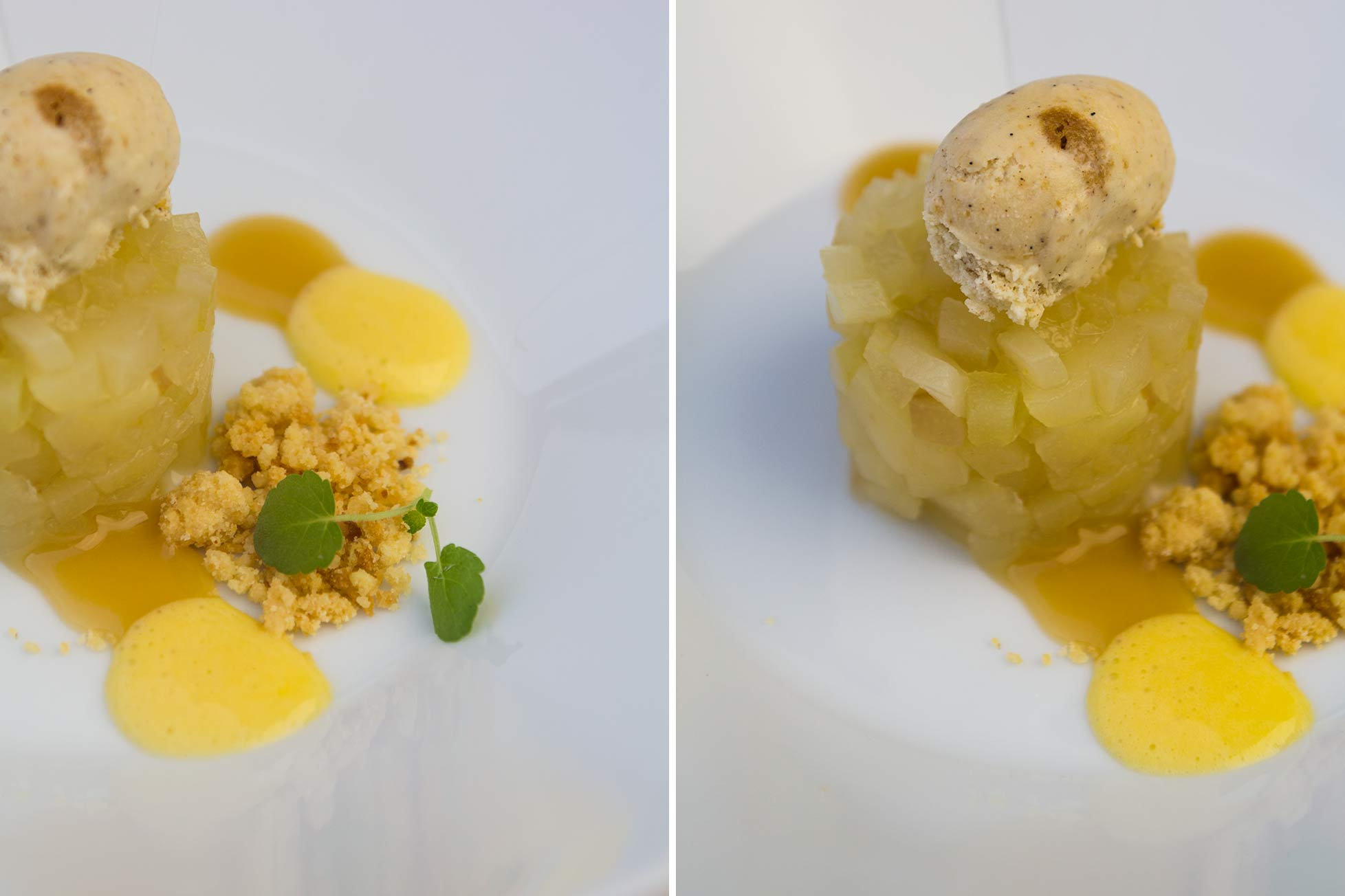 dessert tartaar peer