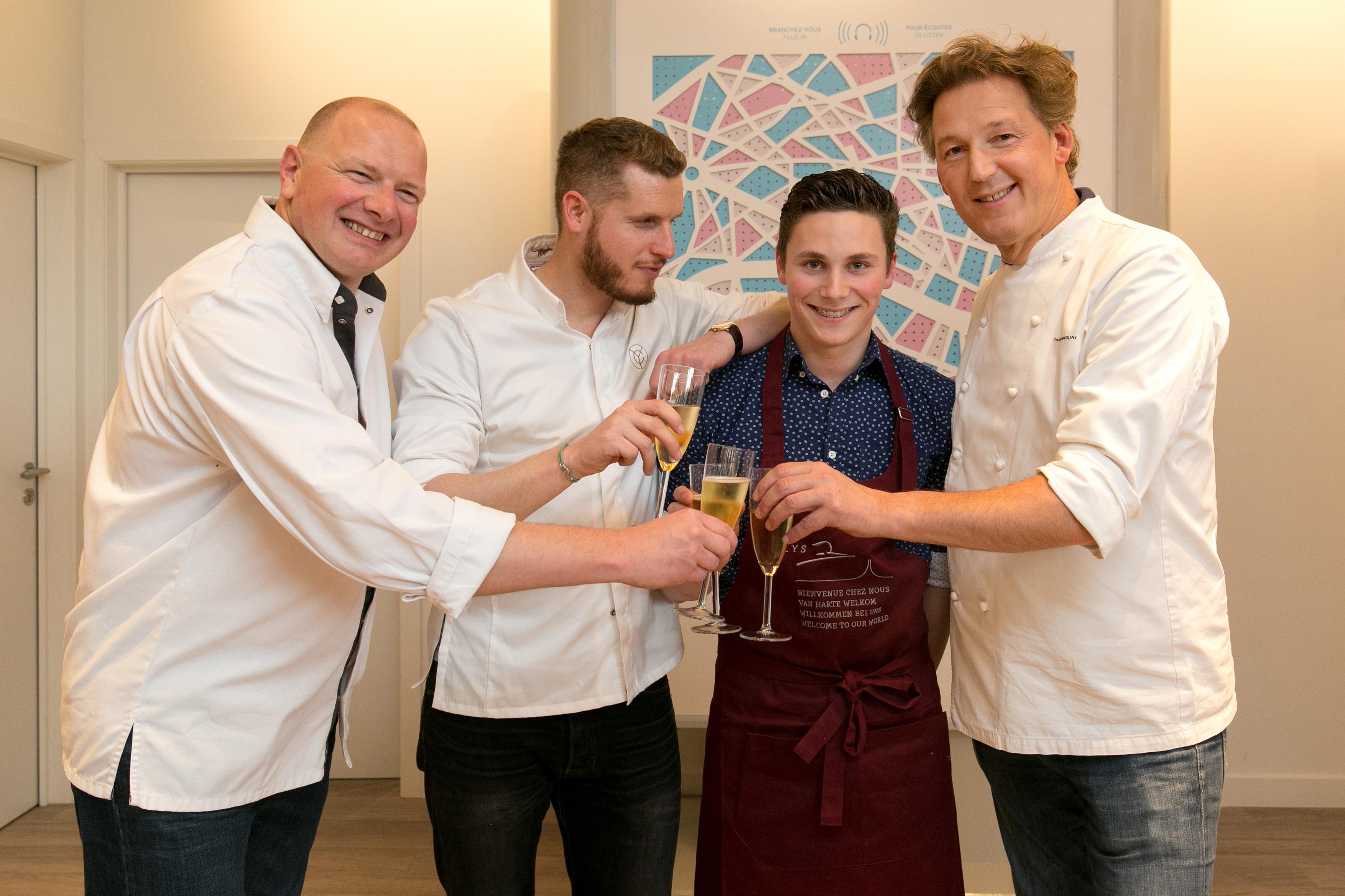 Finale Gâteau Thalys