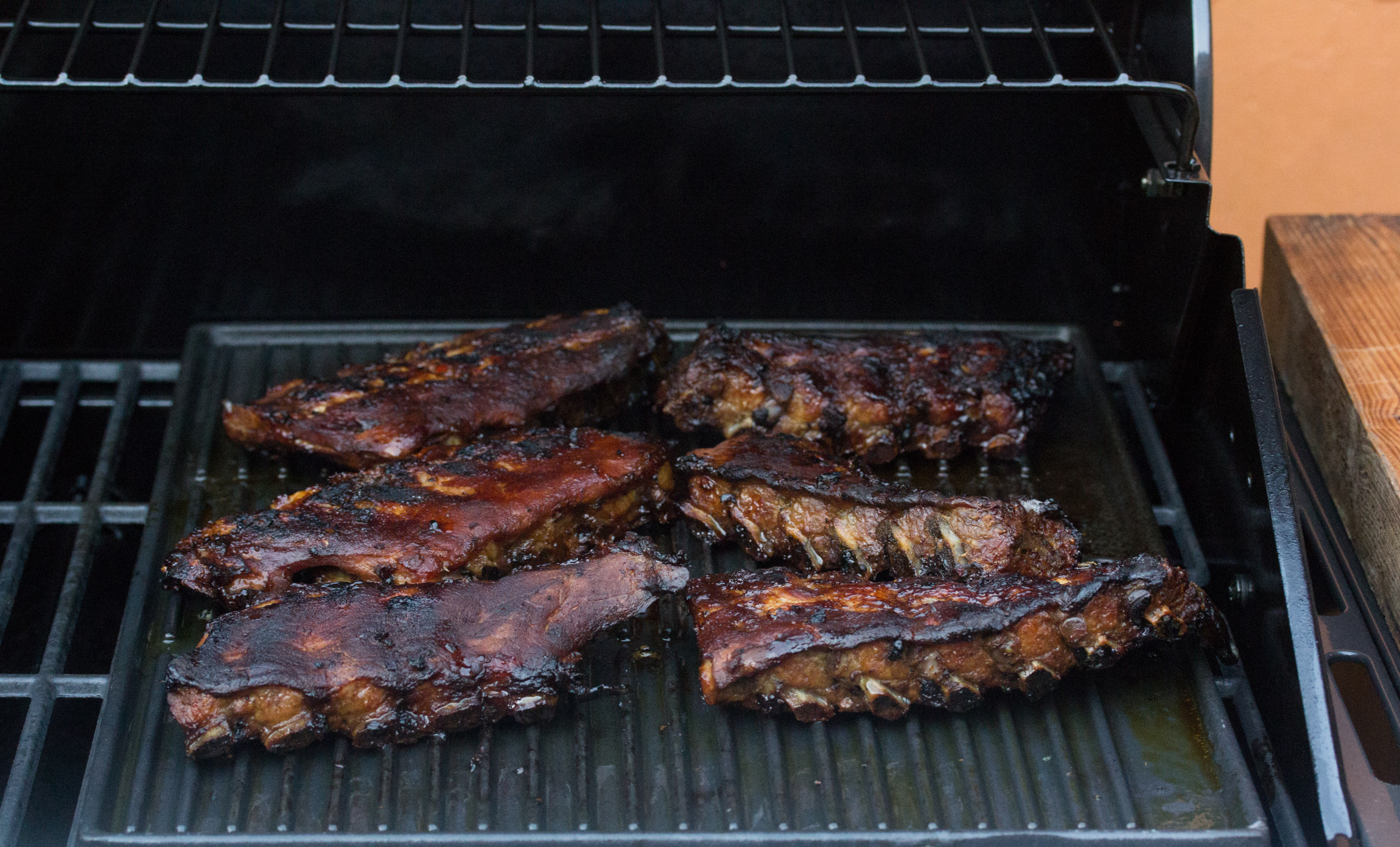 BARBECOOK spare ribs