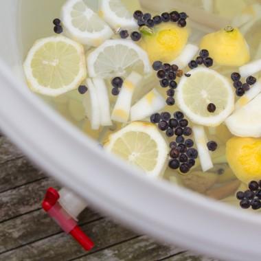 zelf gin maken