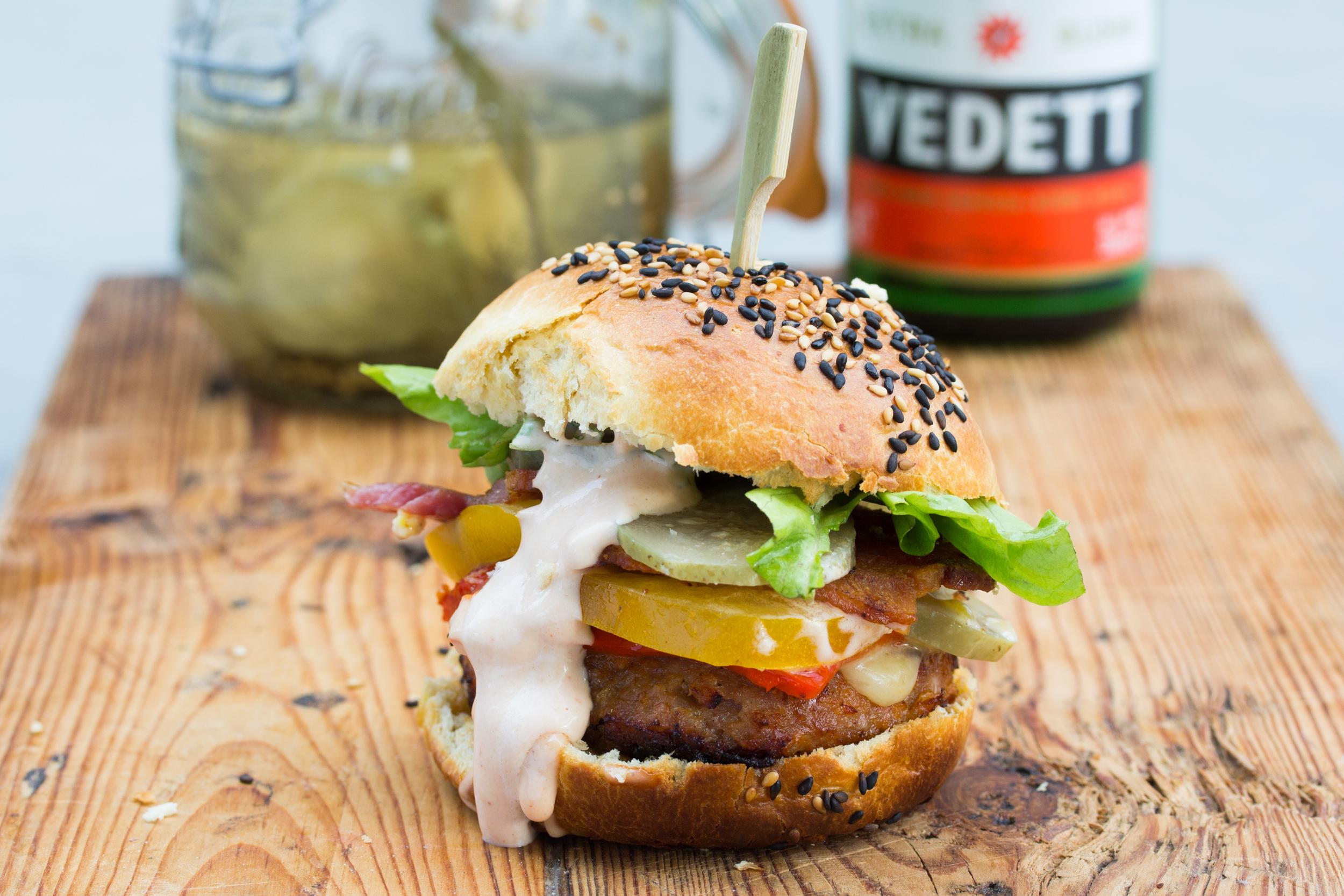 duroc burger