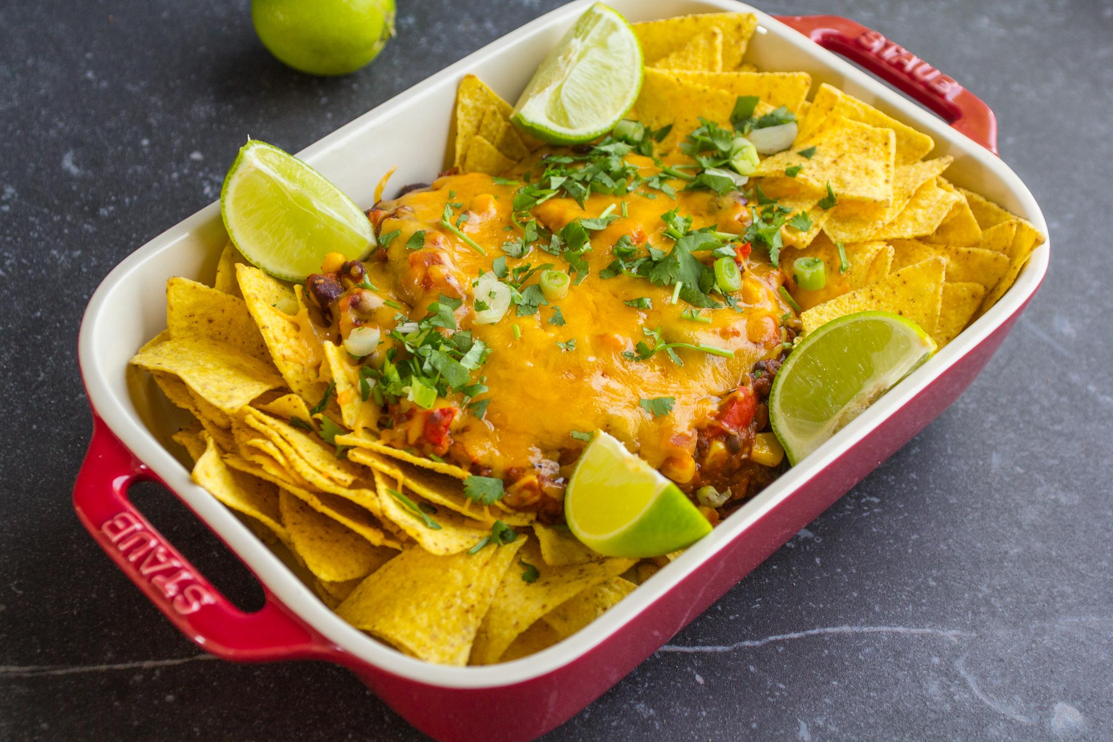 lekker nachos recept