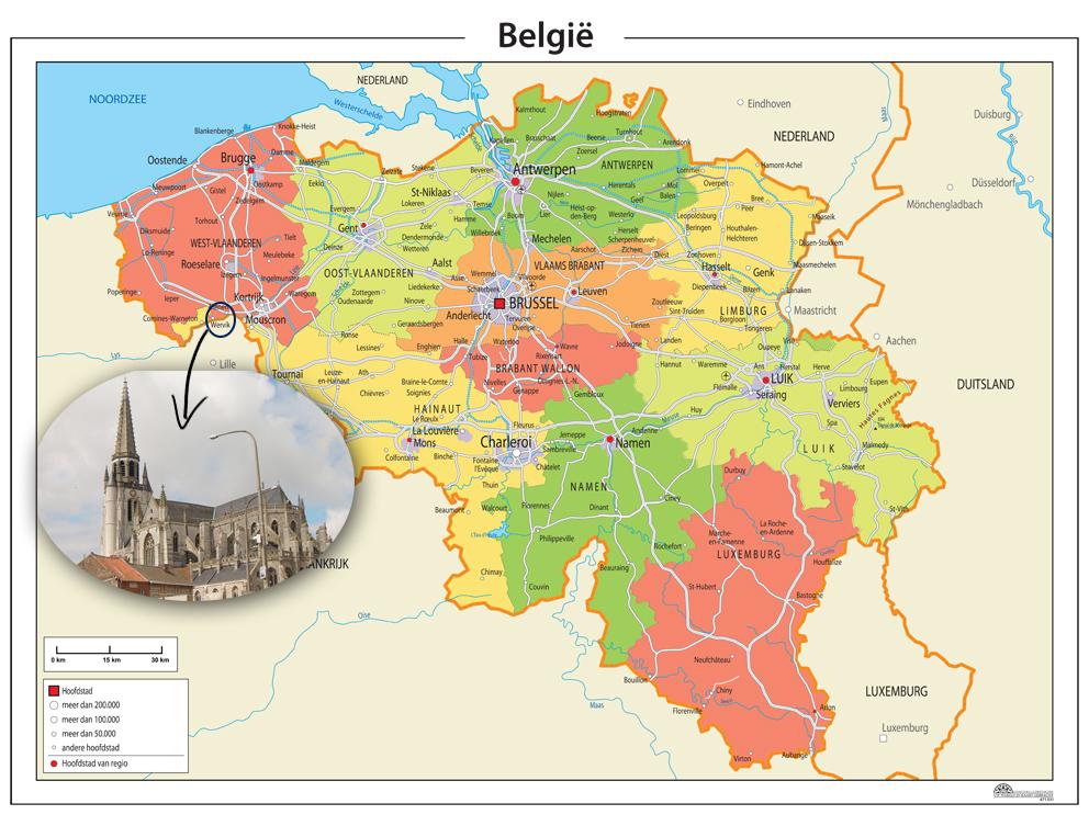 671.031_Belgie_staatkundig