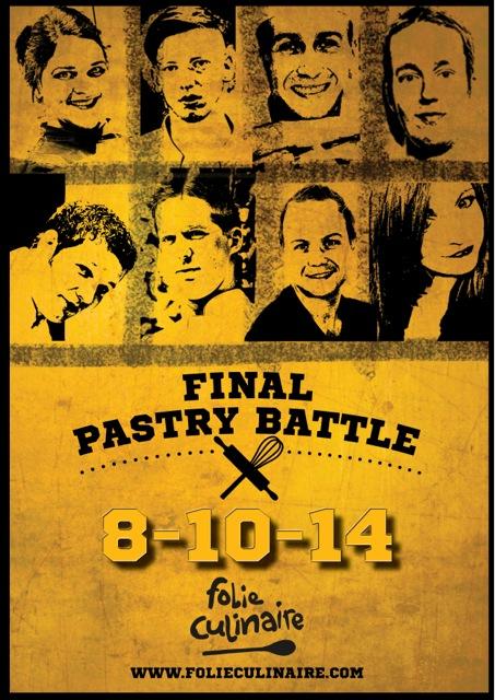 Pastry Battle deelnemers