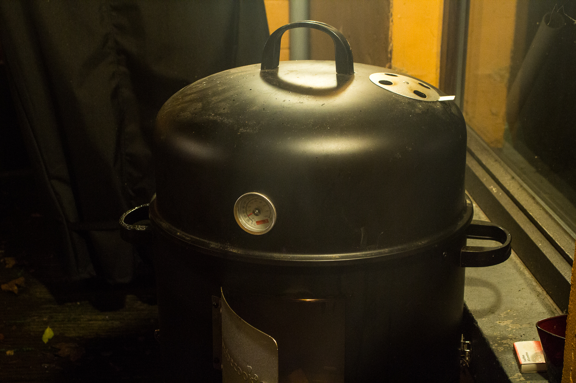 Pulled Pork Smoker Barbecook
