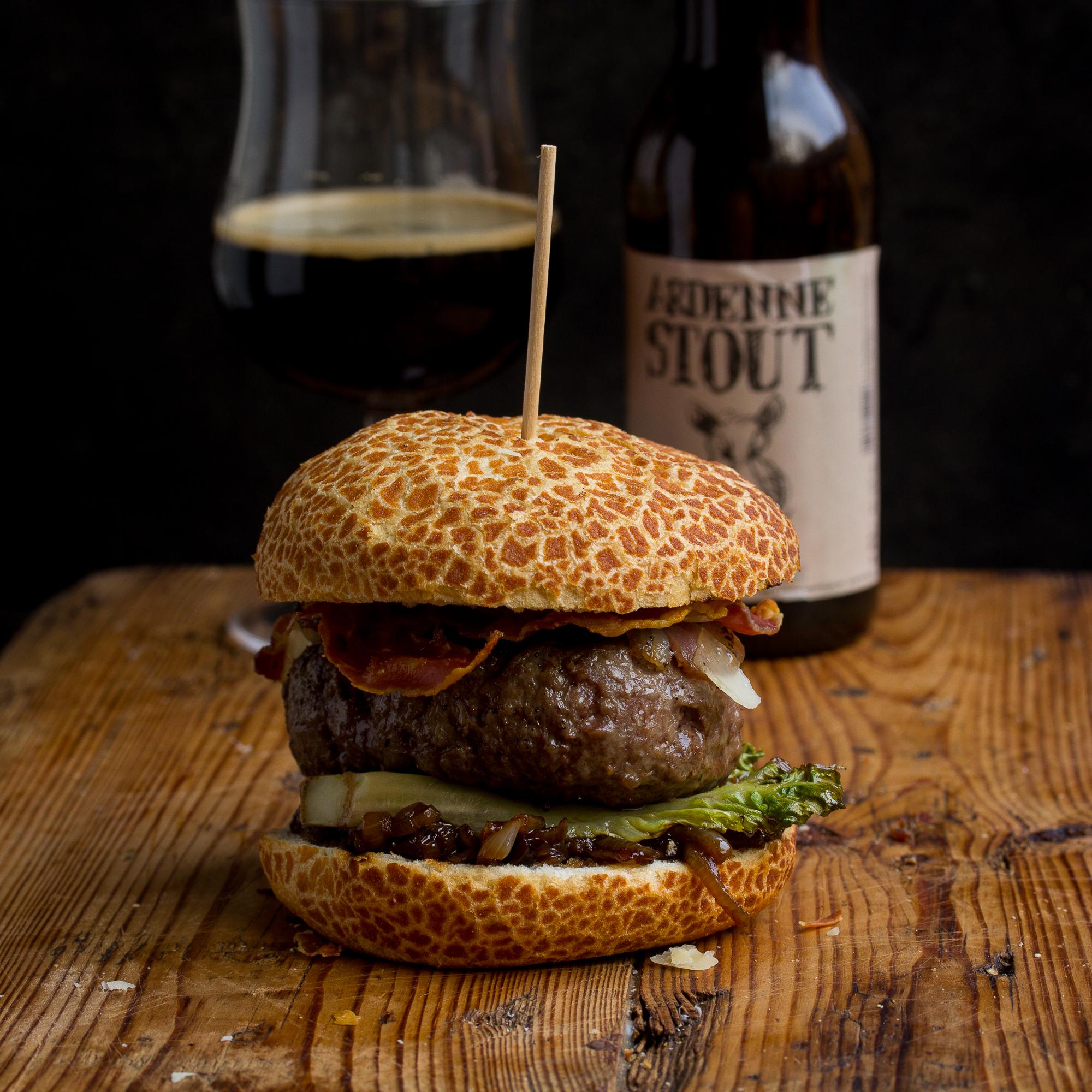 hot burger de Pierre